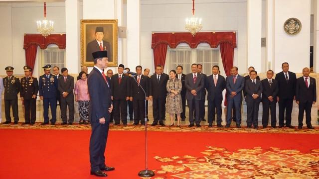 Alasan Jokowi Pilih Doni Monardo Jadi Kepala BNPB: Kepemimpinan Kuat  (34150)