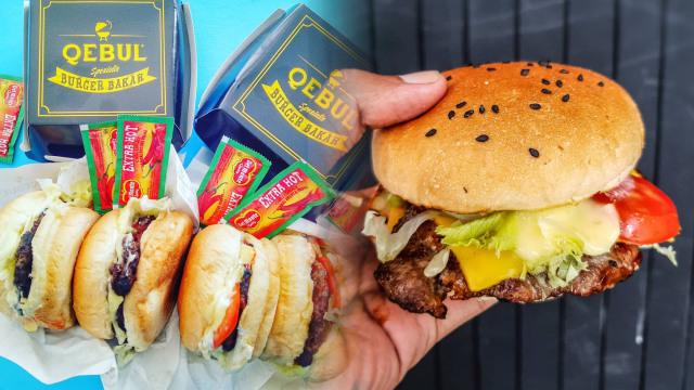 7 Burger Lokal Enak Di Bawah Rp 50 Ribu Di Jakarta Kumparan Com