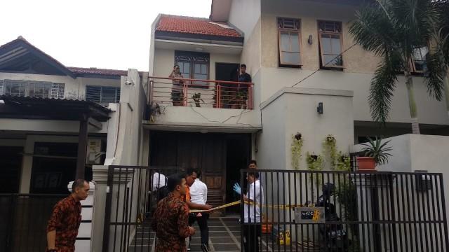 Molotov yang berada di rumah Laode M Syarif