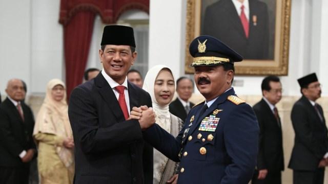 Panglima TNI Marsekal Hadi Tjahjanto, Letjen TNI Doni Monardo