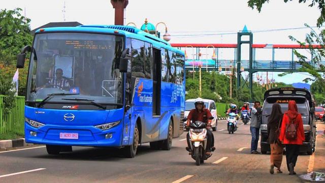 Warna baru transportasi Kutaradja, Banda Aceh