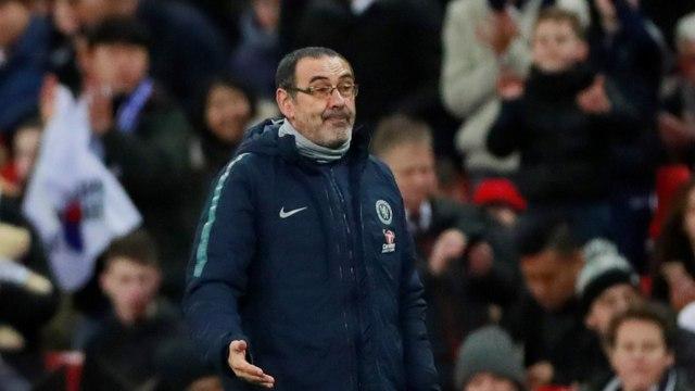 Masalah Chelsea, Masalah Napoli, Masalah Maurizio Sarri (260864)