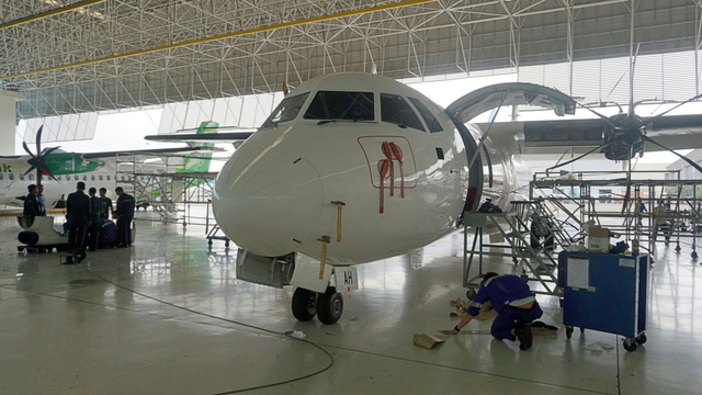 Dibanding Kertajati, Indonesia Timur Dinilai Lebih Butuh Bengkel Pesawat (107602)