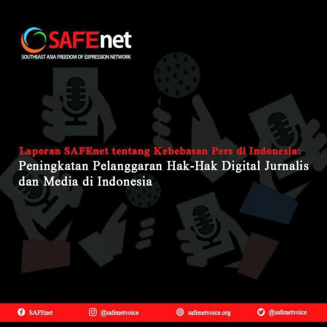 Hentikan Penggunaan UU ITE untuk Membungkam Media (141508)
