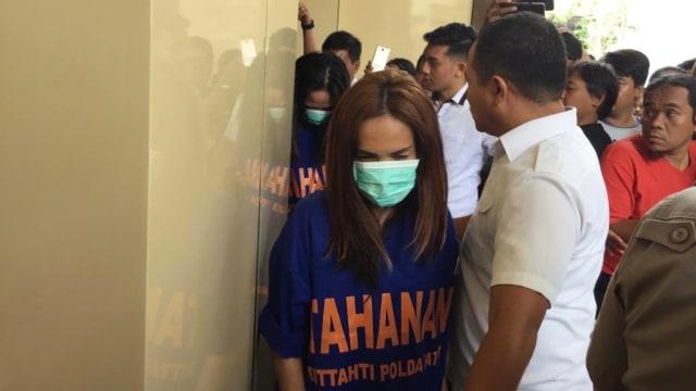 Muncikari dalam kasus prostitusi online, Vanessa Angel