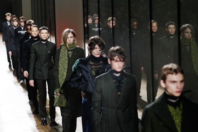 Dior Men Fashion Week