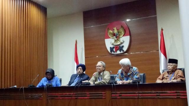 Eks Penasihat KPK Sebut Penyerang Rumah Agus dan Laode Sebagai Teroris (32503)