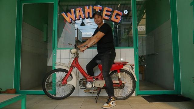 Wahteg, CEO Wahteg, Rommy Tjandra (KONTEN SPESIAL)