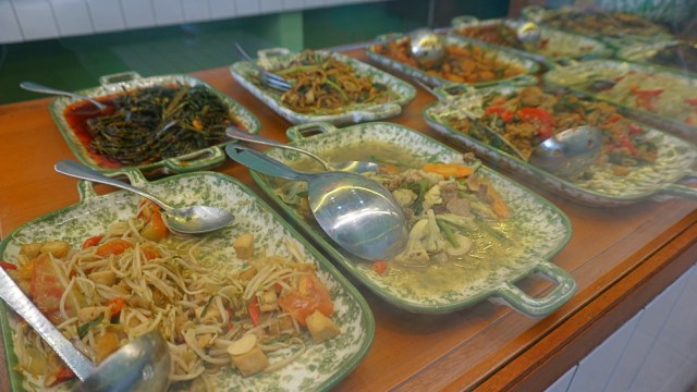 Wahteg, Makanan dan Minuman Wahteg (KONTEN SPESIAL)