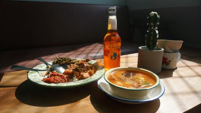 Makanan dan Minuman Rekomendasi di Wahteg (KONTEN SPESIAL)