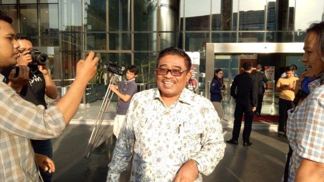 Soni Sumarsono usai diperiksa KPK, Kasus suap Meikarta
