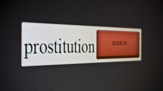 Ilustrasi prostitusi, prostitusi online