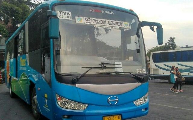 Pemkot Akan Buka Rute Baru Trans Metro Bandung  (12489)