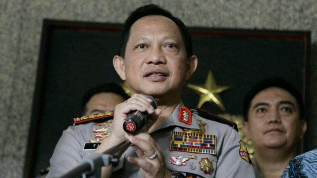 Kapolri, Jenderal Tito Karnavian