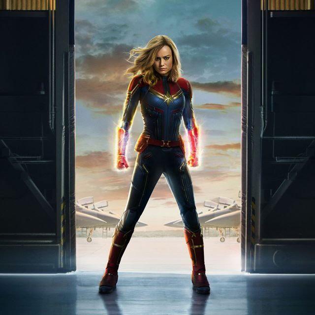 Film Captain Marvel (NOT COVER)