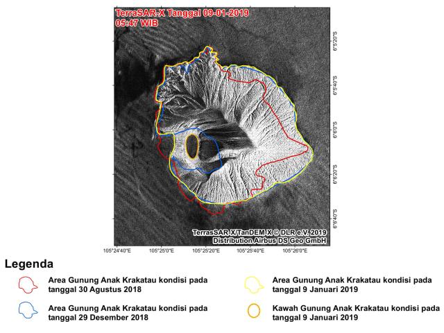 Citra Satelit  Gunung Anak Krakatau [NOT COV]