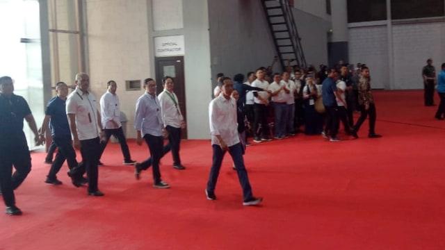 Jokowi Jengkel Ada yang Remehkan Ojek Online: Ini Pekerjaan Mulia (687745)