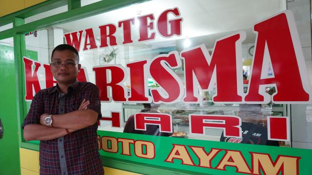 Kisah Sukses Warteg Kharisma Bahari dengan Ratusan Cabang di Jakarta (30548)