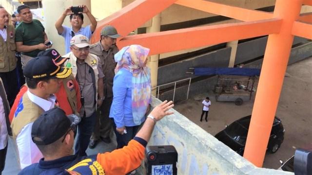 Kepala BNPB Ingin Shelter Tsunami di Pandeglang Dimanfaatkan Warga (1069)