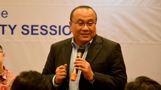 Andi Budimansyah, Direktur Utama PANDI Pengelola Nama Domain Internet Indonesia