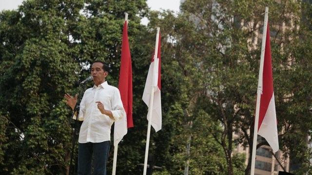 Cerita Jokowi Marah saat Dengar Pernyataan Indonesia Bubar (3595)