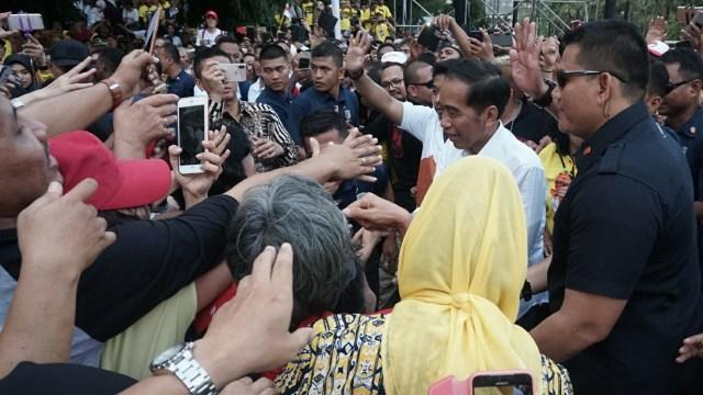 Cerita Jokowi Marah saat Dengar Pernyataan Indonesia Bubar (3596)