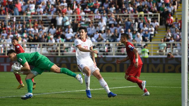 Piala Asia: Iran dan Irak Amankan Tiket Babak 16 Besar (43824)