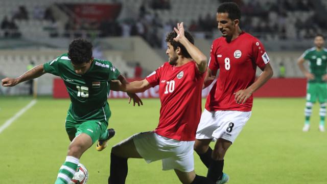 Piala Asia: Iran dan Irak Amankan Tiket Babak 16 Besar (43825)