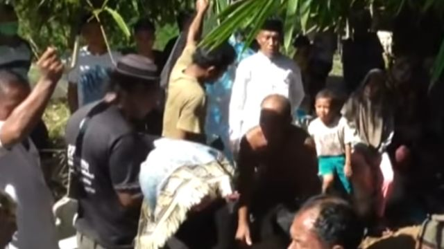 2 Kuburan di Gorontalo Dibongkar karena 2 Orang Berbeda Pilihan Caleg (559148)
