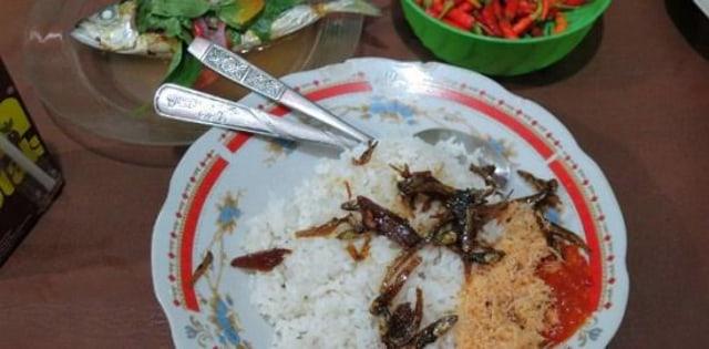 Nasi Kelapa, Kuliner Populer di Desa Batu Merah (56322)