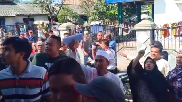 Gereja diserang, Sumatera Utara