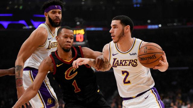LA Lakers vs Cleveland Cavaliers