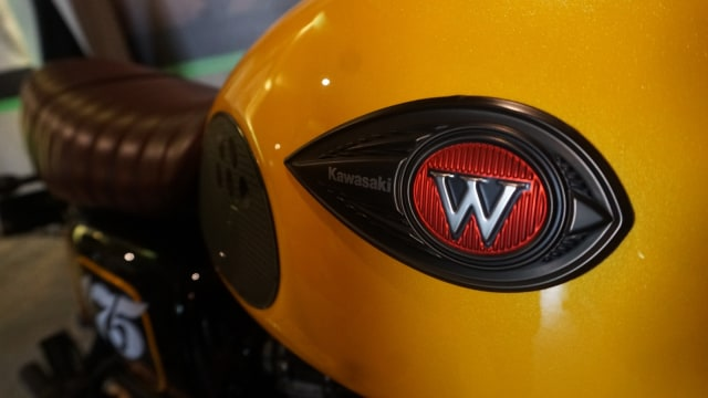 Habiskan Stok Produksi 2019, Kawasaki W175 Dijual Rp 30,8 Juta  (134613)