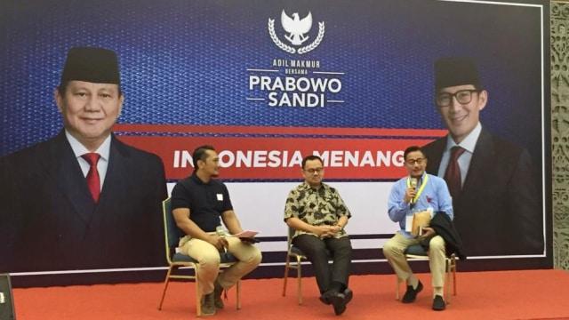 Sudirman Said, Ferry Mursyidan,  Ariseno Ridwan