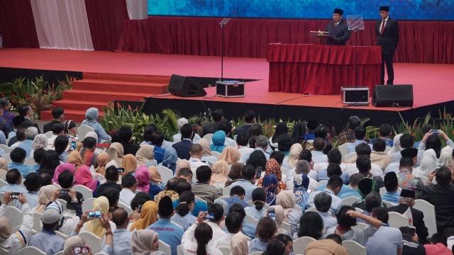 Pesan Prabowo ke TNI-Polri: Setialah pada Rakyat, Jangan Individu (106752)
