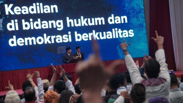 Pesan Prabowo ke TNI-Polri: Setialah pada Rakyat, Jangan Individu (106751)