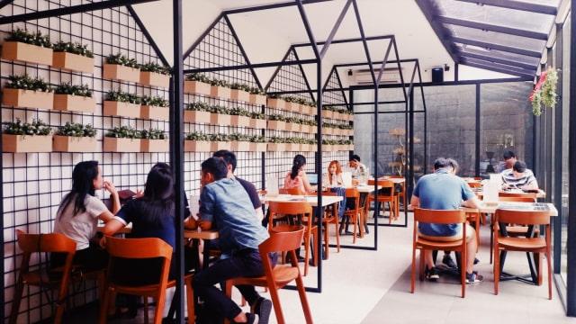 7 Coffee Shop Asyik Di Jakarta Barat Kumparan Com
