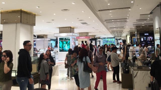 Mall Central Neo Soho yang akan ditutup