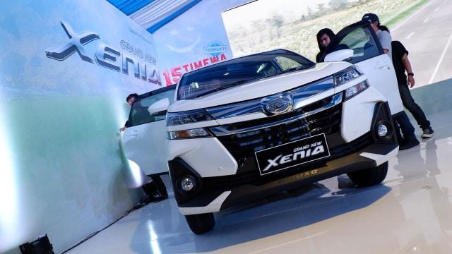 Daihatsu: Xenia Mesin 1.5L Bukan Lawan Xpander (42762)