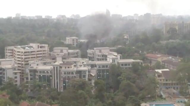 Baku Tembak, Ledakan di Hotel dan Kompleks Perkantoran, Nairobi, Kenya