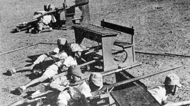 tentara Jepang, penjajah