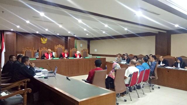 Sidang kasus limbah, Kalteng, Pengadilan Tipikor Jakarta