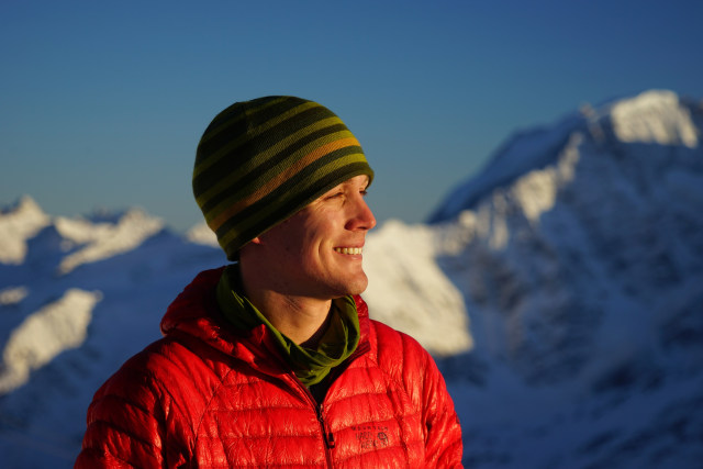 Pria Asal AS Jadi Orang Pertama yang Taklukan Antartika Sendirian (783559)
