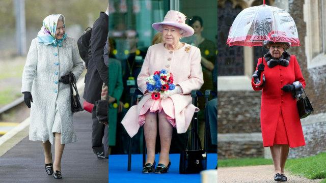 Cerita Menarik di Balik Gaya Ikonis Ratu Elizabeth II (436575)