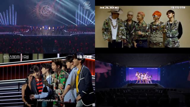 Film konser K-Pop