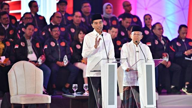 Jokowi: Prabowo Jangan Nuduh, Jurkam Dianiaya Ternyata Operasi Plastik (79520)