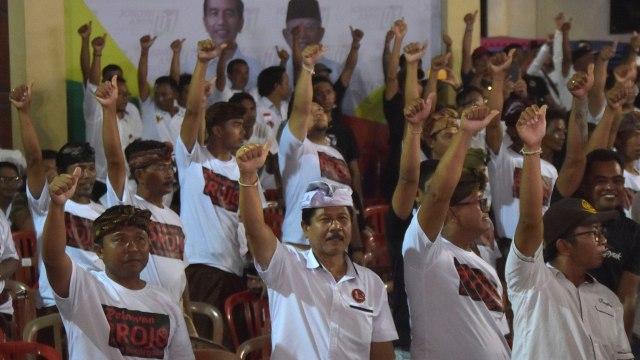 Foto: Keceriaan Debat Perdana Pilpres 2019 (123313)
