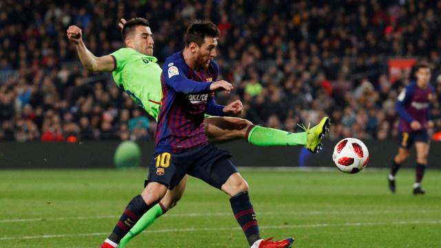 Link Live Streaming Levante vs Barcelona di Liga Spanyol (115704)