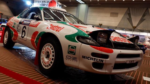 Menengok Mobil Mobil Balap Toyota Di Tokyo Auto Salon 2019 Kumparan Com