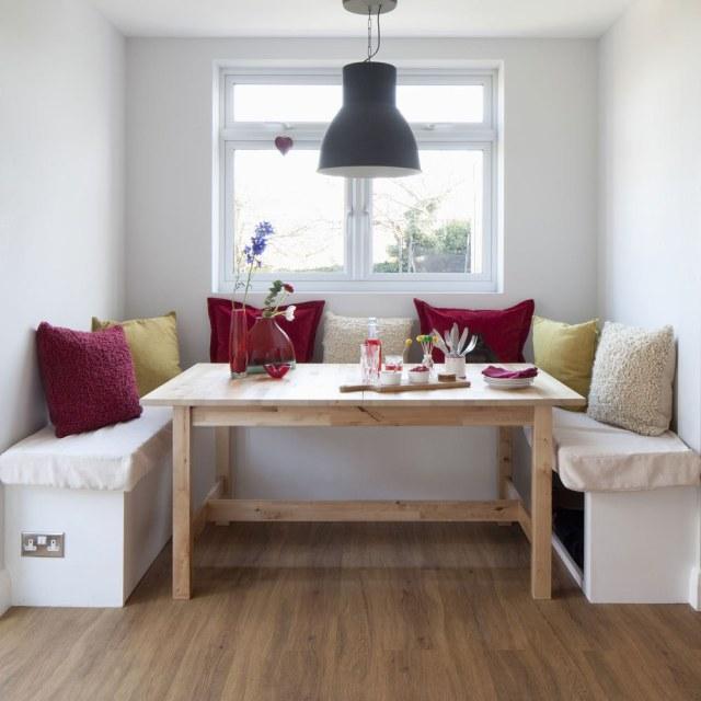 Hemat Ruang Ini Inspirasi Desain Ruang Makan Sederhana Praktis